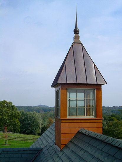 Cupola Pittsburgh PA Houses Timber Frame Home