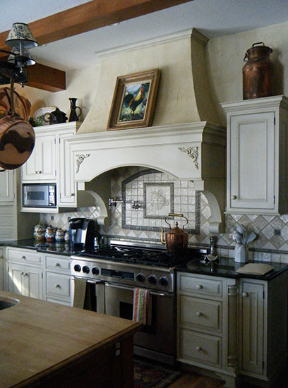 Kitchen Range Hood Bratenahl OH Houses Cottage