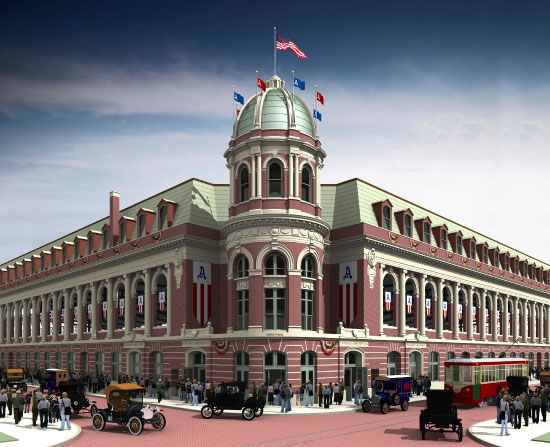 Classic Ballparks Shibe Park Philadelphia Phillies Baseball